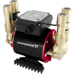 Grundfos Grundfos STP B Twin Amazon Shower Pump 2.0 bar - 26050 - from Toolstation