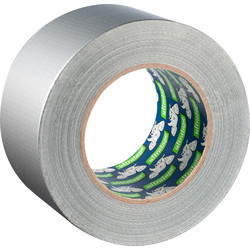 Ultratape Heavy Duty Cloth Duct Tape Silver 72mm x 50m - 26087 - from Toolstation