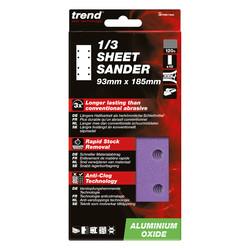 Trend Sanding Sheet 93mm x 185mm