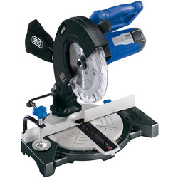 Draper Draper 210mm 1100W Mitre Saw 230V - 26191 - from Toolstation