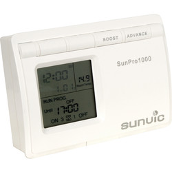 Sunvic Sunvic SunPro 1000 Programmer Single Channel - 26217 - from Toolstation