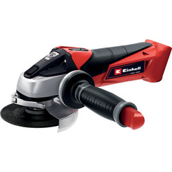 Einhell Einhell Power X-Change TE-AG 18V Li-Ion Cordless 115mm Angle Grinder Body Only - 26221 - from Toolstation
