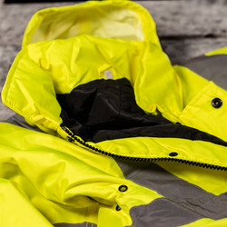 Hi Vis Highway Jacket