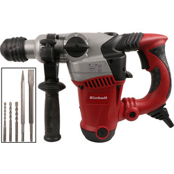 Einhell RT RH 32 1250W 3 Function SDS Plus Hammer Drill 230V