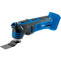 Draper Draper D20 20V Oscillating Multi Tool Body Only - 26701 - from Toolstation