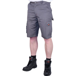 "Lee Cooper Lee Cooper Cargo Shorts 34"" Grey - 26751 - from Toolstation"