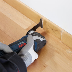 Bosch Starlock Hard Wood Plunge Cut Multi Tool Blade