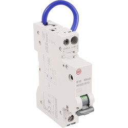 Wylex Wylex Mini RCBO 10A 30Ma Type A - 26949 - from Toolstation