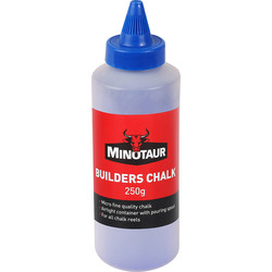 Minotaur Minotaur Builders Chalk 250g Blue - 27161 - from Toolstation