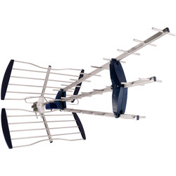 Digital Tri-Beam High Gain TV Aerial High Gain - 27380 - from Toolstation
