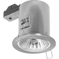 Fire Rated Downlight Adjustable MR16 12V Brass