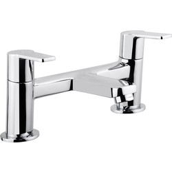 Ebb and Flo Ebb + Flo Kilve Taps Bath Filler - 27475 - from Toolstation