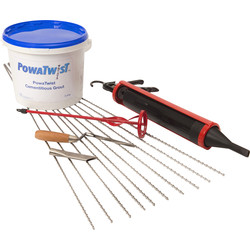 PowaTwist PowaTwist Crack Stitching Kit Kit - 27538 - from Toolstation