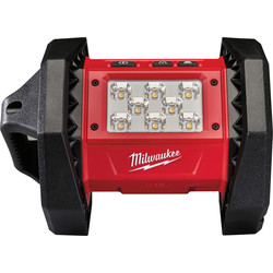 Milwaukee Milwaukee M18AL-0 18V Li-Ion LED Rover Area Light Body Only - 27548 - from Toolstation