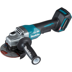 Makita Makita XGT 40V Max Angle Grinder 115mm Body Only - 27597 - from Toolstation