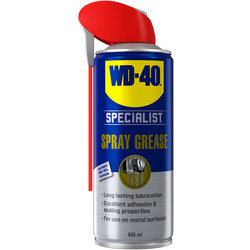 WD-40 WD-40 Specialist Spray Grease 400ml - 27664 - from Toolstation