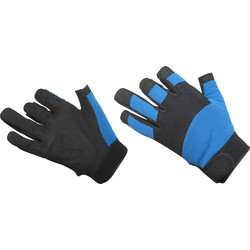 Draper Part Fingerless Gloves  - 28065 - from Toolstation