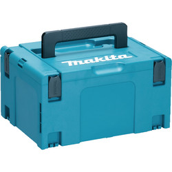 Makita Makita MakPac Stacking Case Type 3 210mm - 28145 - from Toolstation