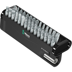 Wera Wera Extra Tough General Purpose Screwdriver Bit Set  - 28231 - from Toolstation
