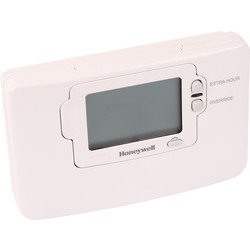 Honeywell Honeywell Home ST9100C 7 Day Electronic Programmable Timer Single Channel - 28264 - from Toolstation