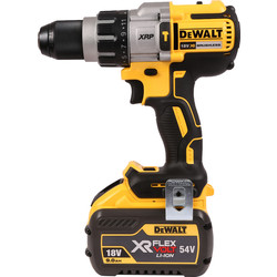 DeWalt DeWalt DCD996 18V XR Cordless Brushless 3 Speed Combi Drill 1 x 9.0Ah - 28283 - from Toolstation