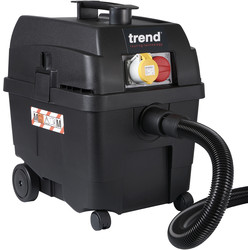 Trend Trend T35A M Class Vacuum Extractor 115V 800W - 28323 - from Toolstation