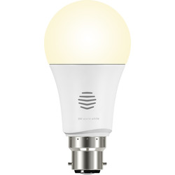 Hive Hive Active Light™ Dimmable 9W BC 806lm - 28337 - from Toolstation