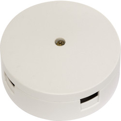 Axiom Axiom Junction Box 30A 3 Terminal White - 28404 - from Toolstation