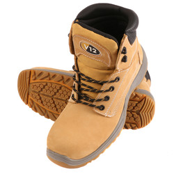 VR602.01 Puma Nubuck Safety Boots