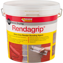 Everbuild Everbuild 507 Rendagrip Bonding Agent 10L - 28552 - from Toolstation