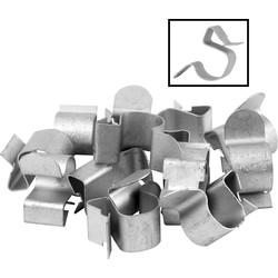 B-Line Girder Clips 6-7mm Cable Diameter 2-4mm Girder Thickness - 28572 - from Toolstation