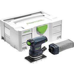 Festool Festool RTS 400 REQ-Plus Orbital Sander 240V - 28578 - from Toolstation