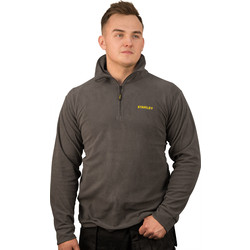 Stanley Memphis Micro Fleece Medium Grey