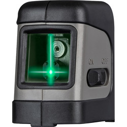 General Titanium General Titanium TCL-1XG Cross Line Laser Green - 28799 - from Toolstation