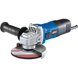 Draper Draper 20914 600W 115mm Angle Grinder 230V - 28842 - from Toolstation