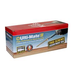 Ulti-Mate Stick-Fit Trade Pack
