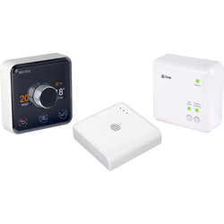 Hive Active Heating™ Smart Thermostat Tanked Hot Water + FREE Smart Hive Active Plug