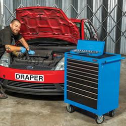 Draper Roller Cab