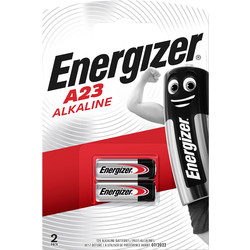 Energizer Energizer A23/E23A Alkaline FSB2 ZM# A23 - 29002 - from Toolstation