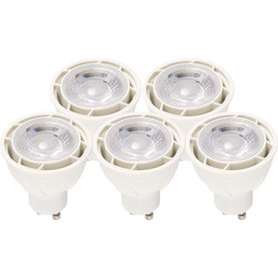 LED 5W Dimmable GU10 Lamp
