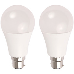 LED GLS Dimmable Lamp 10W BC (B22d) 810lm
