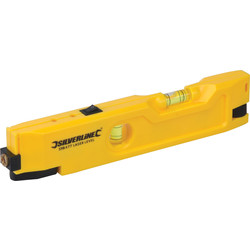 Silverline Laser Spirit Level 210mm - 29254 - from Toolstation