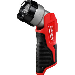 Milwaukee Milwaukee M12TLED-0 12V Li-Ion Cordless Torch Body Only - 29338 - from Toolstation