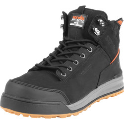Scruffs Switchback Safety Boots Black Size 9