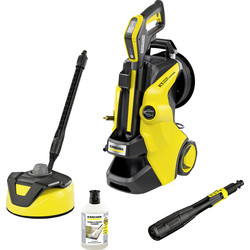 Karcher Karcher K5 Premium Smart Control Home Pressure Washer 145 bar - 29568 - from Toolstation