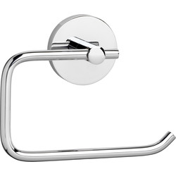 Croydex Pendle Flexi-Fix Toilet Roll Holder Polished Chrome
