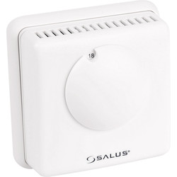 Salus Salus RT100 Mechanical Room Thermostat Volt Free or 230V - 29787 - from Toolstation