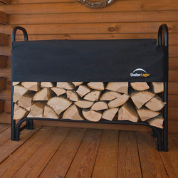 Rowlinson Shelterlogic Log Rack