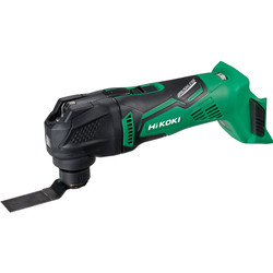 Hikoki Hikoki CV18DBL 18V Cordless Brushless Multi Tool Body Only - 29978 - from Toolstation