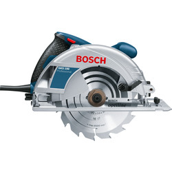 Bosch Bosch GKS 190mm Circular Saw 110V 1250W - 30129 - from Toolstation